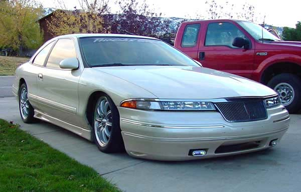 Lincolns Of Distinction Rides 1995 Modified Base Mark Viii