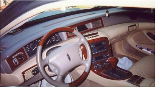 Heater For Garage >> Lincolns of Distinction: Rides - 1998 Collector's Edition ...