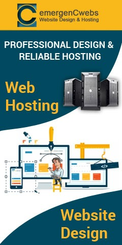 emergencwebs web design and hosting